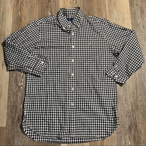 Ralph Lauren Men's Button Down Sz M